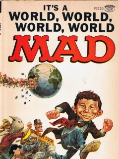 Go to Its a World World, World, World, Mad #19 • USA • 1st Edition - New York