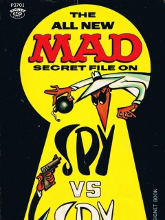 The All New Mad Secret File on Spy vs Spy • USA • 1st Edition - New York
