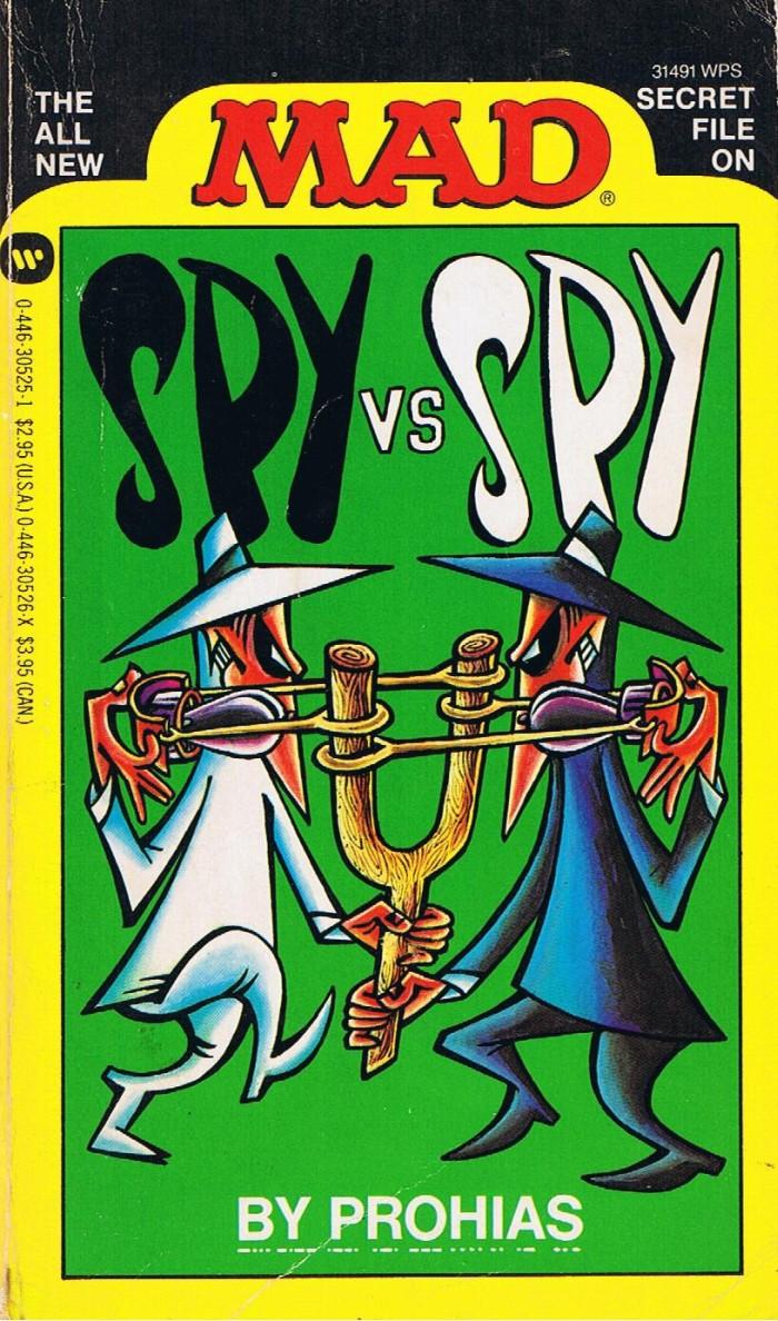 The All New Mad Secret File on Spy vs Spy • USA • 1st Edition - New York