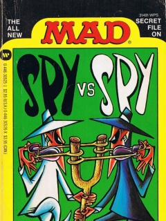 Go to The All New Mad Secret File on Spy vs Spy