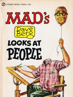 Dave Berg looks at People • USA • 1st Edition - New York