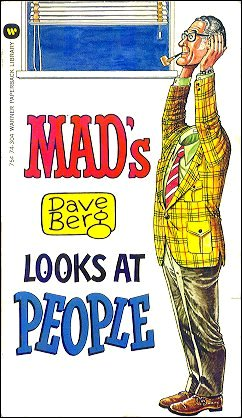 Dave Berg looks at People (Warner) • USA • 1st Edition - New York