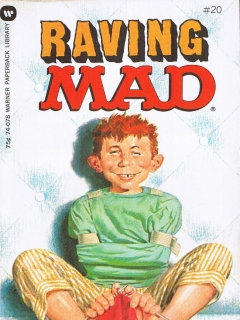 Go to Raving Mad #20