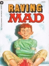 Image of Raving Mad #20 • USA • 1st Edition - New York