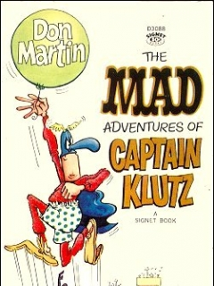 Go to The Mad Adventures of Captain Klutz • USA • 1st Edition - New York