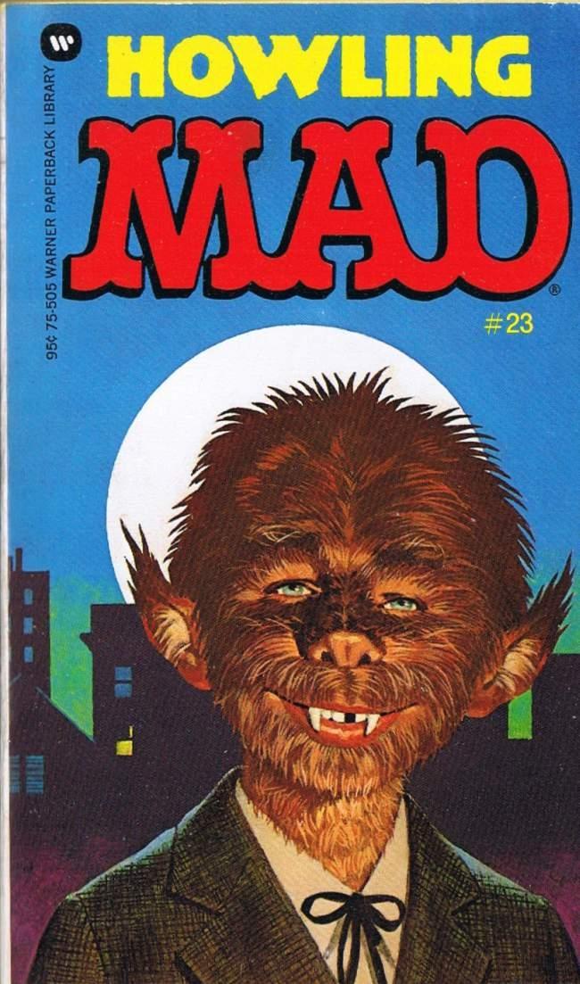 Howling Mad (Warner) #23 • USA • 1st Edition - New York