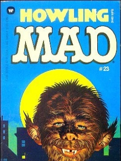 Howling Mad #23 • USA • 1st Edition - New York