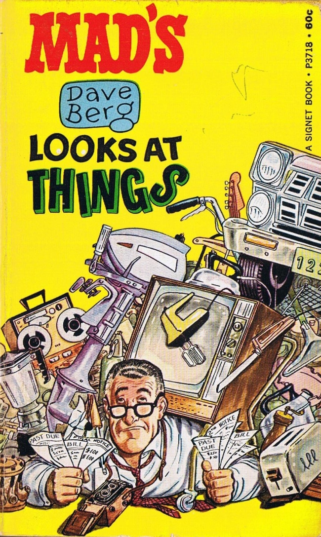 Dave Berg looks at Things (Signet) • USA • 1st Edition - New York