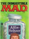 Image of The Indigestible Mad #24 • USA • 1st Edition - New York