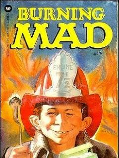 Go to Burning Mad #25
