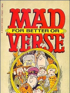 Go to Mad for Better or Verse • USA • 1st Edition - New York