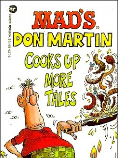 Go to Don Martin Cooks Up More Tales