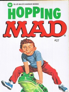 Hopping Mad #27 • USA • 1st Edition - New York