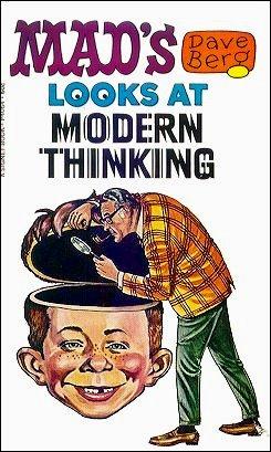 Dave Berg looks at Modern Thinking (Signet) • USA • 1st Edition - New York