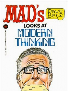 Dave Berg looks at Modern Thinking • USA • 1st Edition - New York