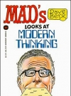 Image of Dave Berg looks at Modern Thinking • USA • 1st Edition - New York