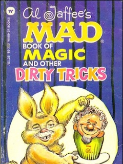 Go to The Mad Book of Magic and Other Dirty Tricks