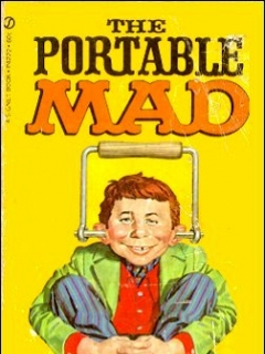 Go to The Portable Mad #28 • USA • 1st Edition - New York