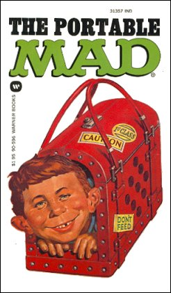 The Portable Mad #28 • USA • 1st Edition - New York