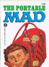 Image of The Portable Mad (Warner) #28 • USA • 1st Edition - New York