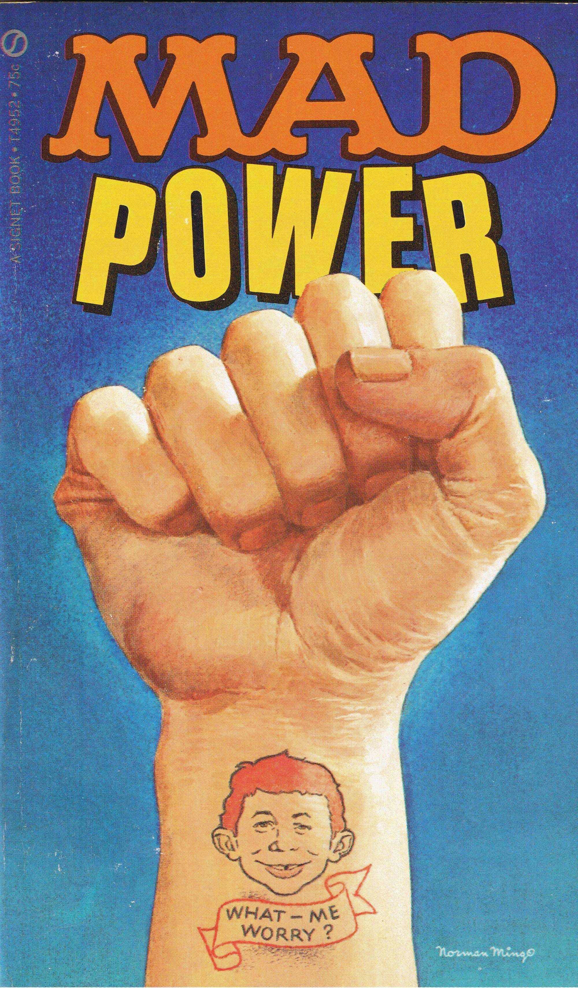 Mad Power #29 • USA • 1st Edition - New York
