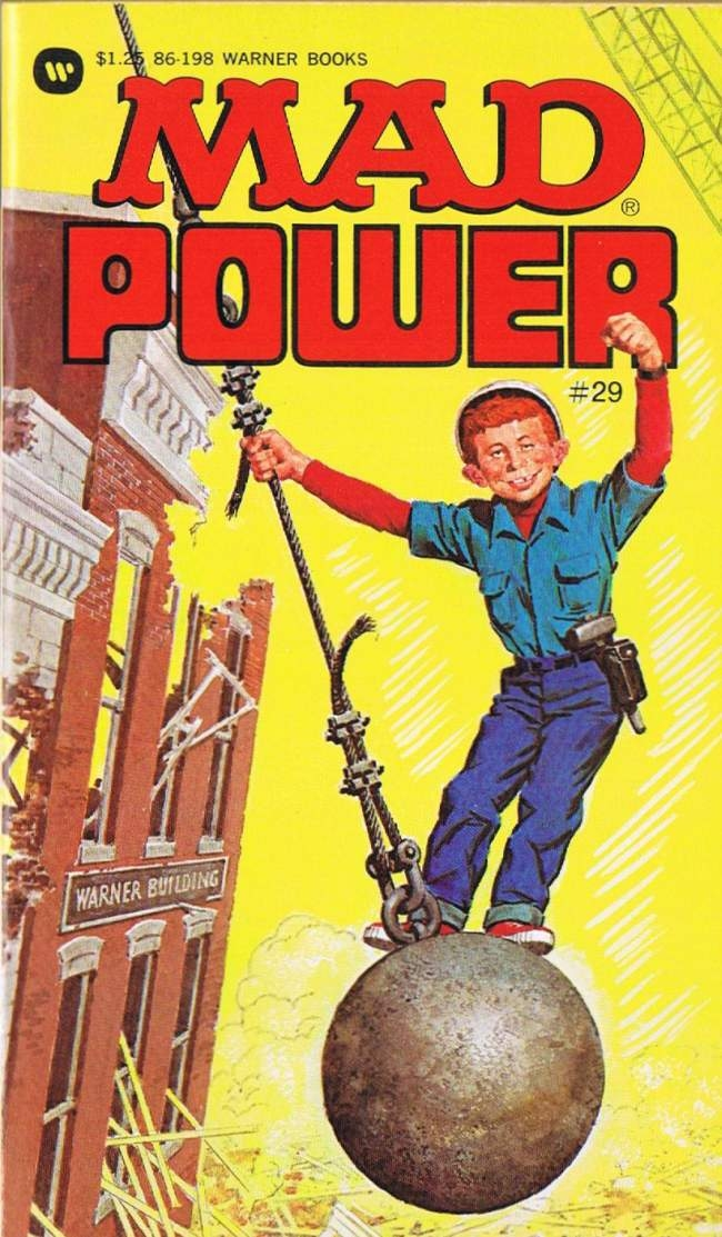 Mad Power (Warner) #29 • USA • 1st Edition - New York
