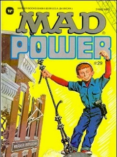 Mad Power #29 • USA • 1st Edition - New York