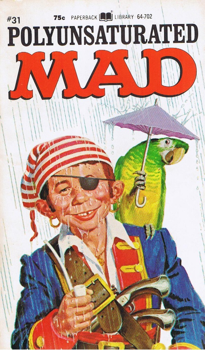 Polyunsaturated Mad #31 • USA • 1st Edition - New York