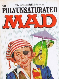 Go to Polyunsaturated Mad #31 • USA • 1st Edition - New York