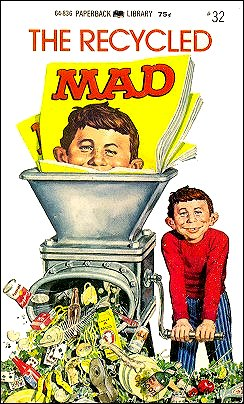 Recycled Mad #32 • USA • 1st Edition - New York