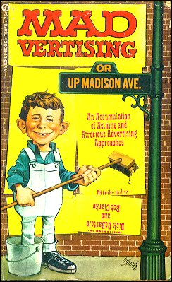 Mad-vertising • USA • 1st Edition - New York