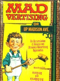 Go to Mad-vertising • USA • 1st Edition - New York