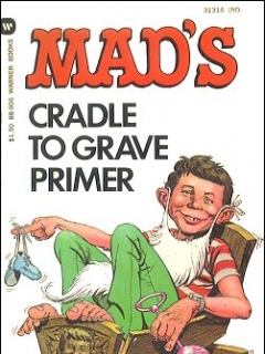 Go to Mads Cradle to Grave Primer • USA • 1st Edition - New York