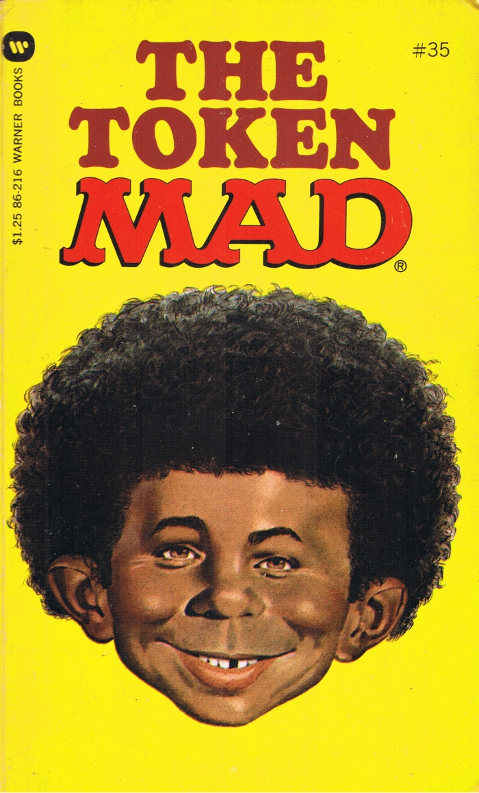 The Token Mad #35 • USA • 1st Edition - New York