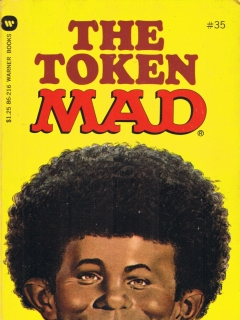 Go to The Token Mad #35 • USA • 1st Edition - New York