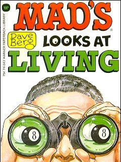 Go to Dave Berg looks at Living • USA • 1st Edition - New York