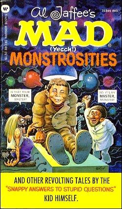 Mad (Yeech!) Monstrosities • USA • 1st Edition - New York