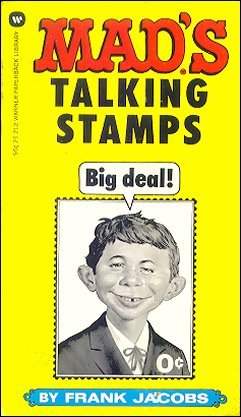 Mads Talking Stamps • USA • 1st Edition - New York
