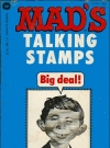 Image of Mads Talking Stamps - 4th Printing