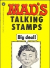 Image of Mads Talking Stamps • USA • 1st Edition - New York