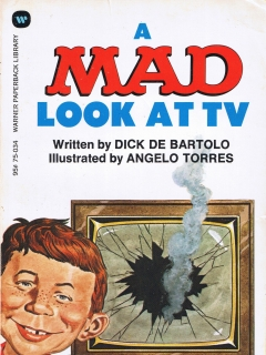Go to A Mad Look at TV • USA • 1st Edition - New York