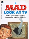 Image of A Mad Look at TV • USA • 1st Edition - New York