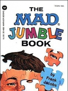 Go to The Mad Jumble Book • USA • 1st Edition - New York