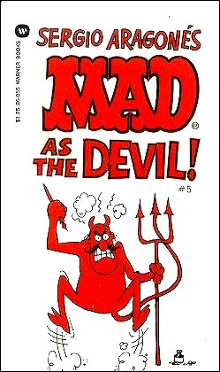 Mad as the Devil • USA • 1st Edition - New York
