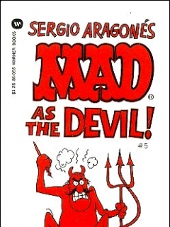 Go to Mad as the Devil • USA • 1st Edition - New York