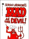 Mad as the Devil (USA) (Version: Warner Paperback Library, Cover Variation 1)