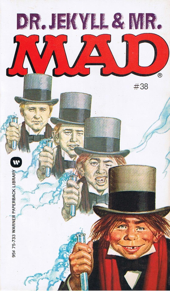 Dr. Jekyll and Mr. Mad #38 • USA • 1st Edition - New York