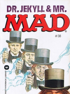 Go to Dr. Jekyll and Mr. Mad #38 • USA • 1st Edition - New York