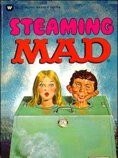Go to Steaming Mad #39 • USA • 1st Edition - New York