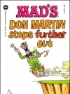 Image of Don Martin Steps Further Out